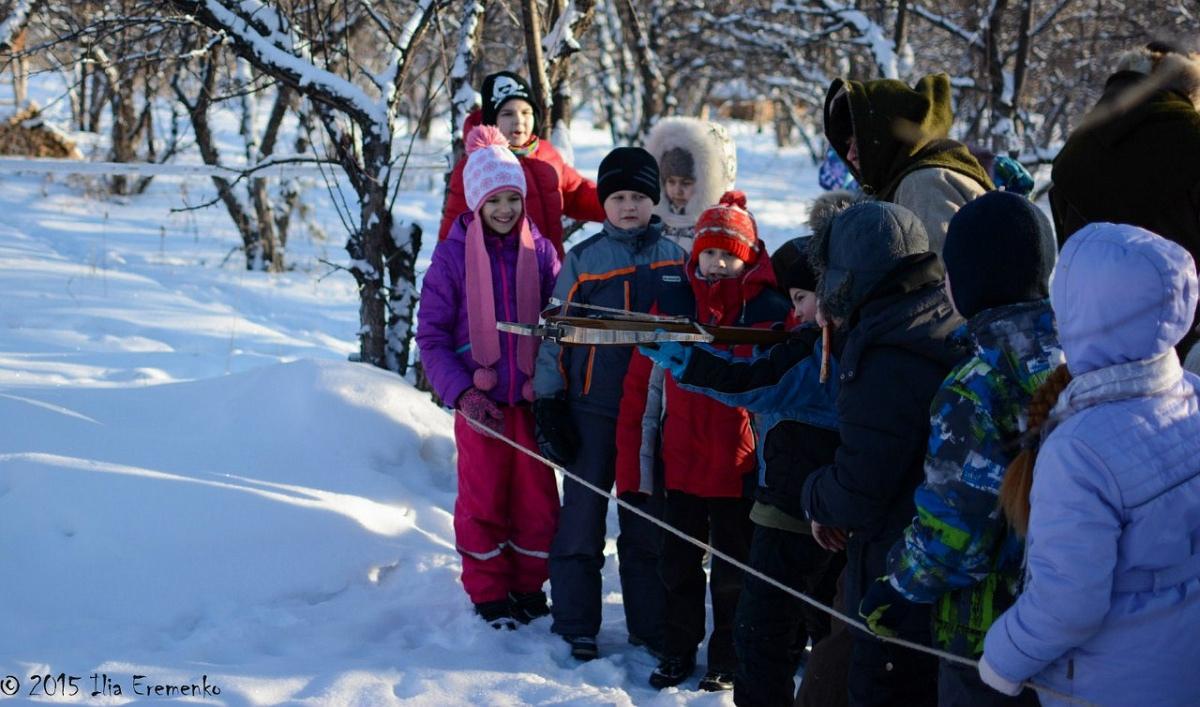 Парк «Гардарика» — Древнерусский Новый Год — 4 января из Миасса