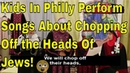 Muslim Kids In USA Sing About Chopping Off Jews Heads ! - YouTube