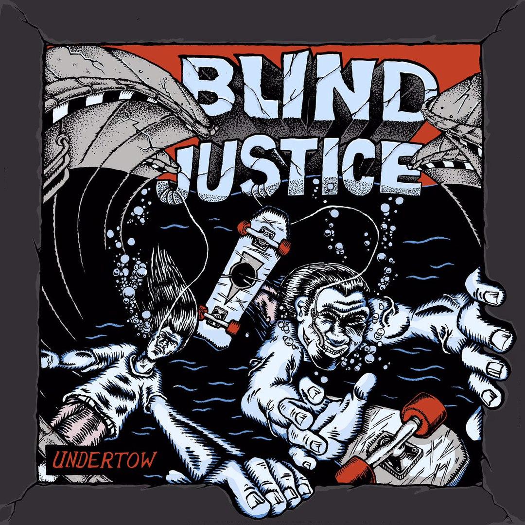 Blind Justice - Undertow (2015)