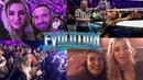 WWE EVOLUTION VLOG (w/ BROCK LESNAR GUY, QUEEN OF THE RING MORE)