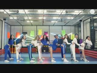 Pandora - Burn Break Crush (dance practice)