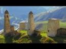 Die kleine kaukasische Republik von Inguschetien.