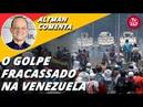 Altman fala sobre o risco de guerra na Venezuela