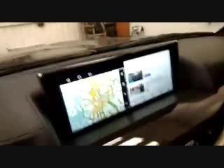 Lexus LX 570/450D Полноценный компьютер на базе ОС Android. Версия 7.1.2