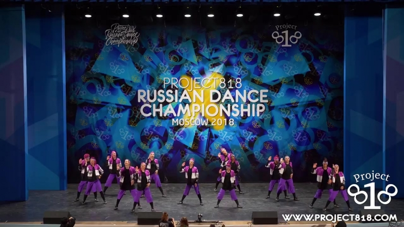 ACTION КРАСНОДАР - PERFORMANCE ADULTS MID ★ RDC18 ★ Project818 Russian Dance Championship ★
