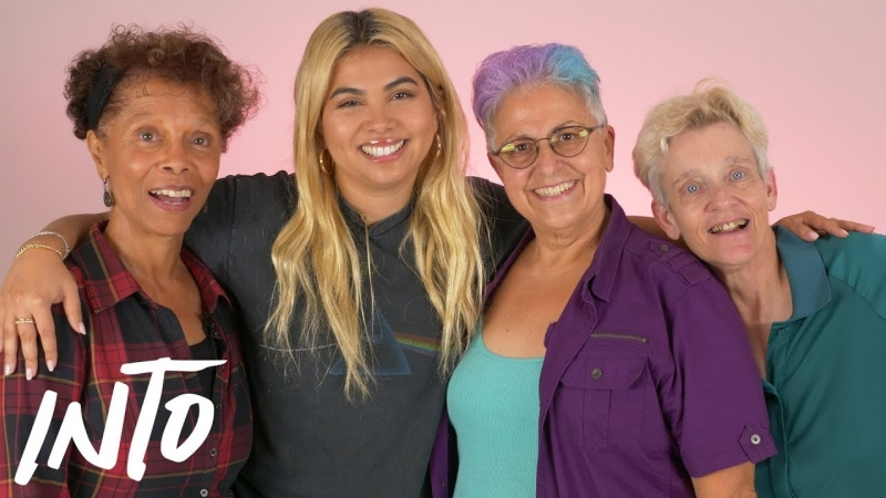 Hayley Kiyoko Surprises The Old Lesbians