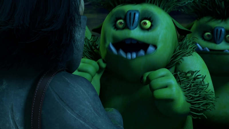 [ENG] S03E10 | Trollhunters: Part 3 | A House Divided