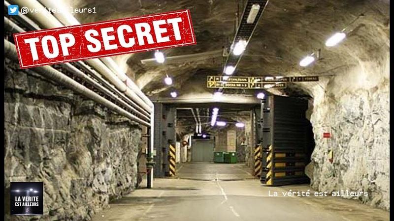 ★ Mais que se passe t il dans les Bases souterraines secrètes américaines