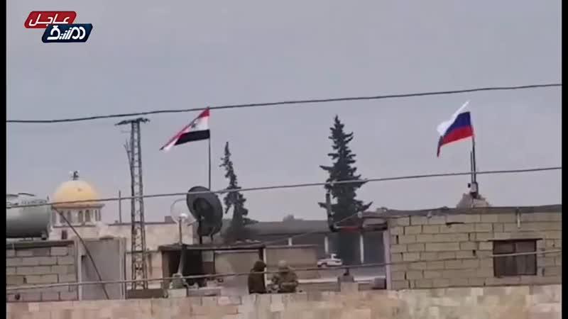 28.12.18 - Российско-сирийский координационный центр в Аль-Арима