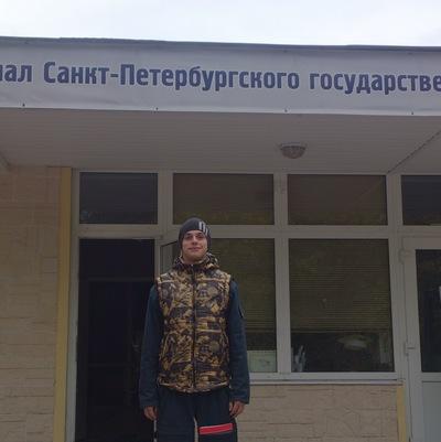 Владислав Сергеев, 27 февраля 1996, Новокузнецк, id133853331
