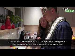 German kitchen vocabulary - super easy german (11)