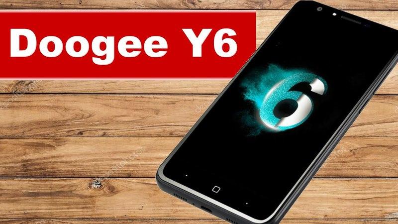 Doogee Y6 Распаковка Сбалансированного Бюджетника