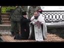 Военнослужащие НМ ЛНР приняли участие в Крещенском купании