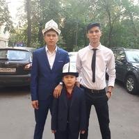 Анкета Расул Калилов