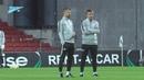 «Зенит-ТВ» открытая тренировка перед матчем с «Копенгагеном»