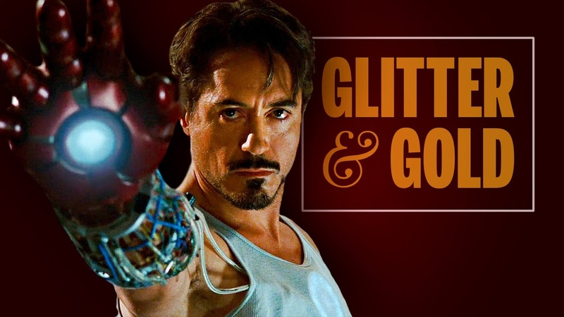 MARVEL || Glitter Gold (collab w/ djcprod)