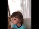 Алла Пугачёва, Максим Галкин, Гарри и Лиза Галкины (instagram @maxgalkinru, 2018)