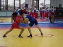 Соревнования по греко-римской борьбе 8 декабря 2018 в Тамбове