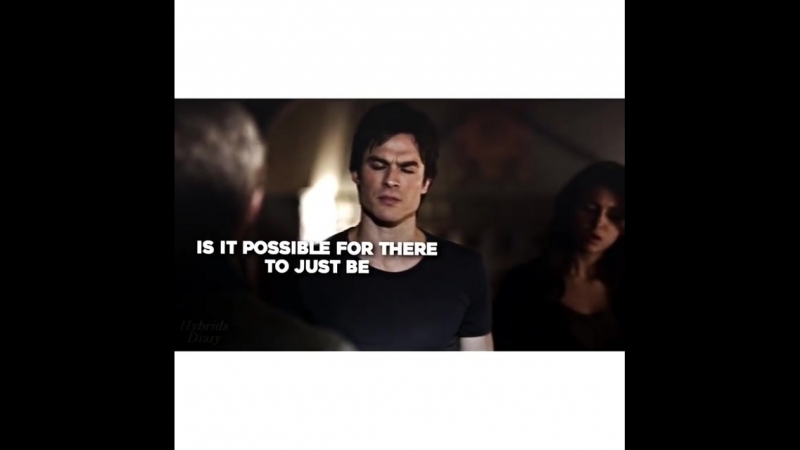 ❥Damon Salvatore No Doppelganger needed