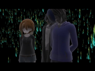 ☆♥[MMD] Somebody That I Used To Know... (Pupperteer, Eyeless Jack and Me)♥☆