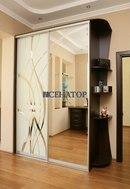 Двери Дизайн угловых полок фото