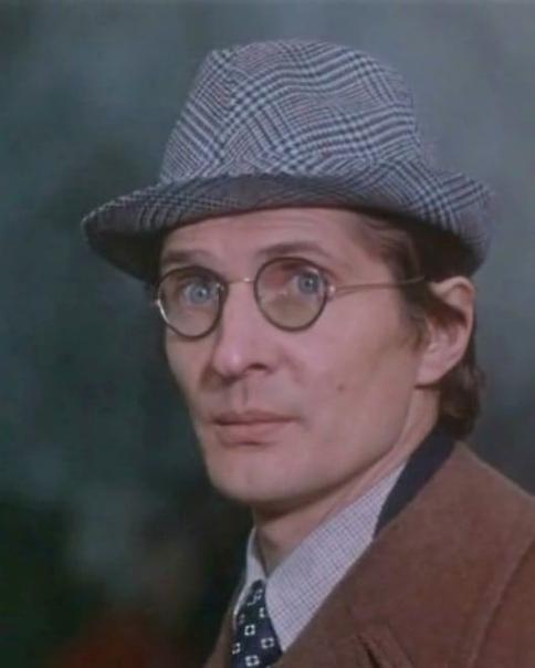 Узнали Игорь Ясулович, сегодня его день рождения  Нравится вам этот актер