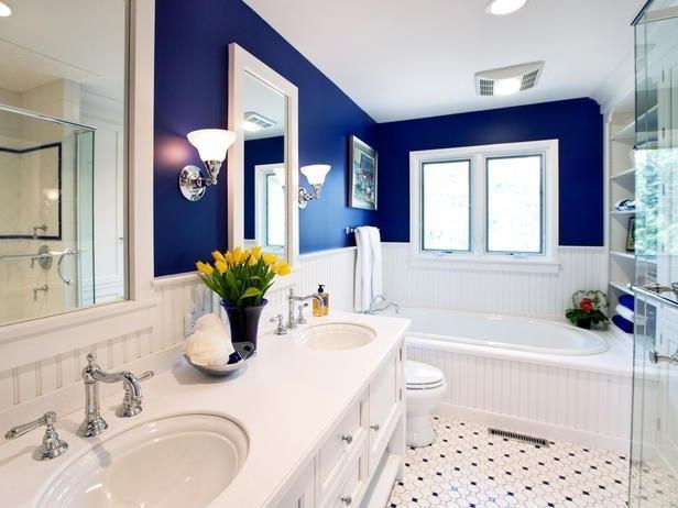 Идеи дизайна ванной