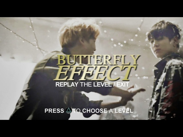 JIMIN - BUTTERFLY EFFECT 4 「Game au」