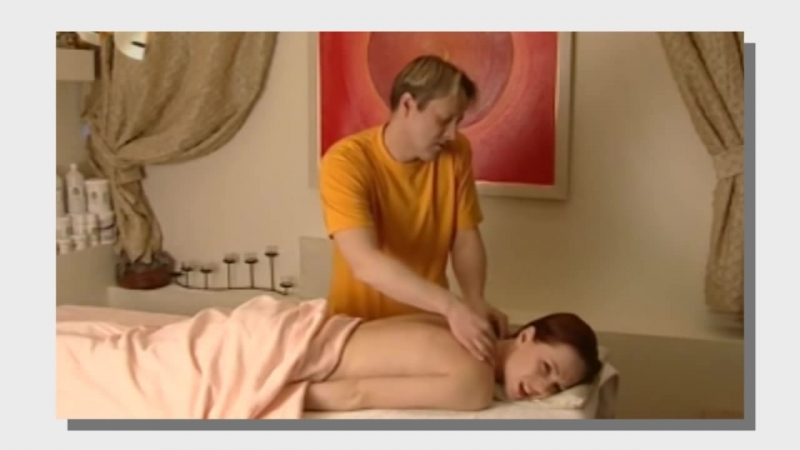 6 кадров на массаже
