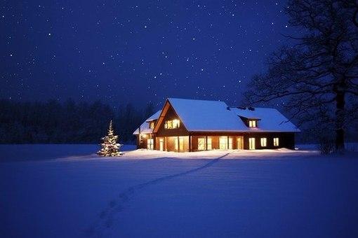 Зима... Морозная и снежная, для кого-то долгожданная, а кем-то не очень любимая, но бесспорно – прекрасная.  WAJlUeoNuvs