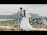Клип свадебного дня Олег и Надежда - файл HD - видеограф Владимир Ротов
