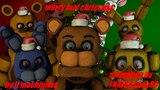 SFM FNAF Merry FNAF Christmas. song by jt machinima