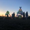 Фестиваль музыки и творчества в Молебке