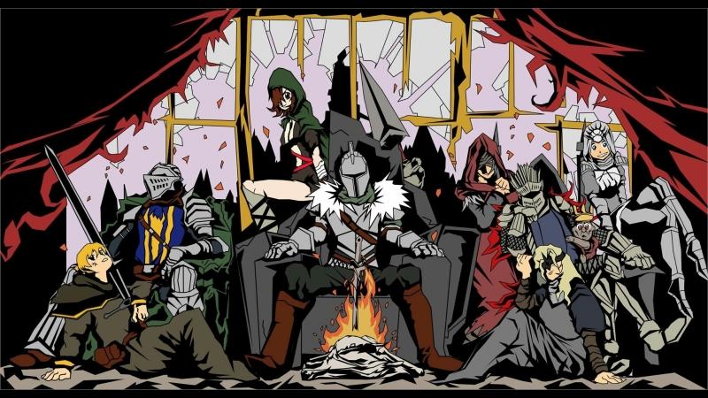 10 Зима близко. Dark Souls II: Scholar of the First Sin