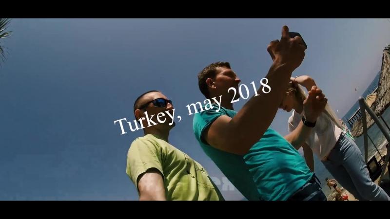 Turkey, may 2018