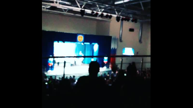 Президентское кадетство концерт