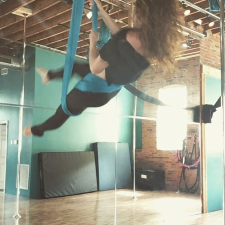 Contessa on Instagram Catch yourself Heal inward express outward bodyimprov aerialgroove verticaladdictionct""