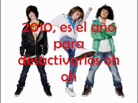APOLLO 3- 2010 (LETRA EN ESPAÑOL)