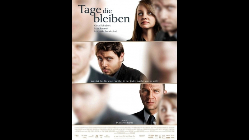 Tage die bleiben (2011) Германия.драма, комедияssub