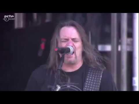 SODOM - Sacred Warpath - Live At Hellfest - (Pro-Shot) - (HD)