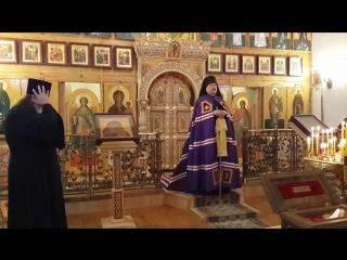 Архиерейское богослужение 9 июня 2018 г. (2 часть)