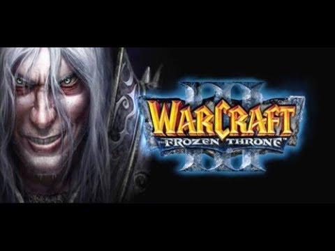 Warcraft 3 Играем в Земли Бога (№2)