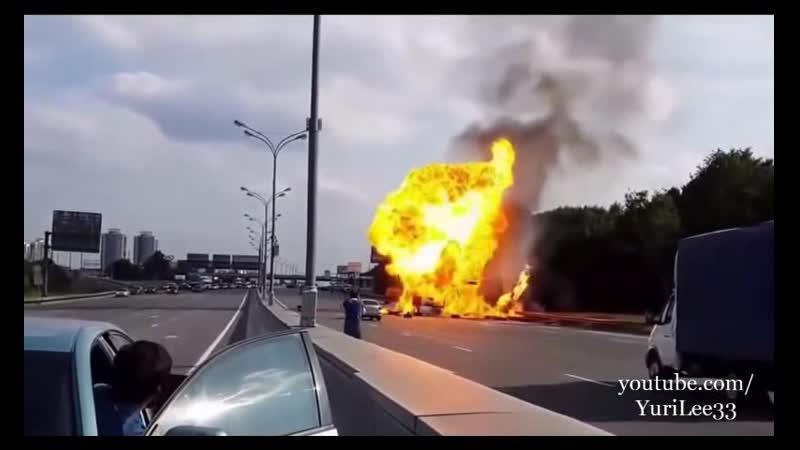 Авто в огне ..( моё соло..) дл.