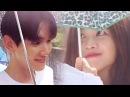 백현, 조보아 미소 짓게 하는 '우산 속 눈빛' @마스터키 1회 20171014
