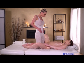 Nathaly cherie and sybil kailena - massage rooms [lesbian]