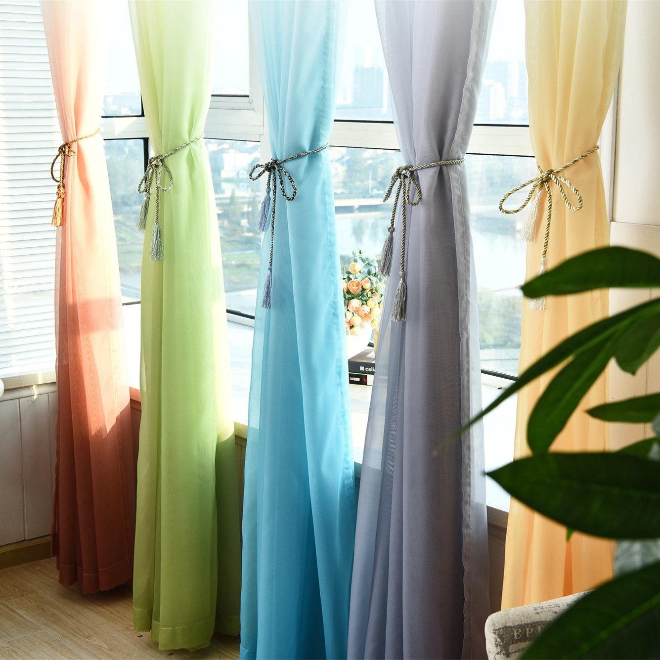 Градиентные шторы -