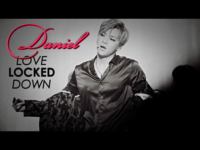 Kang daniel » love locked down