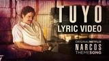 Rodrigo Amarante - Tuyo (Narcos Theme Song) Lyrics video