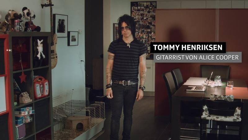 Alice-Cooper-Gitarrist: Das bedeuten die Tattoos von Tommy Henriksen | Inked