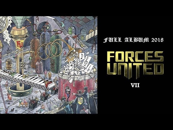 Forces United - VII (2018) (Heavy Metal)